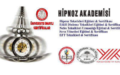 5'li Hipnoz Akademisi Eğitimi