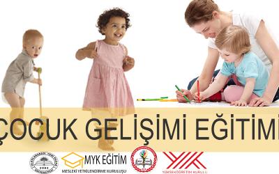 Okul Öncesi Çocuk Gelişimi  Eğitimi (KAMPANYALI)