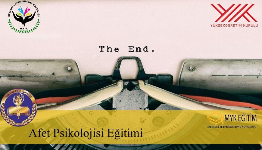 Afet-Psikolojisi-Egitimi