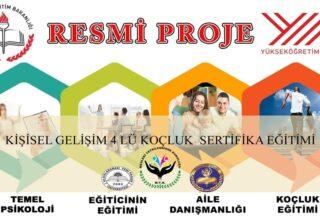 Kişisel Gelişim Sertifika Projesi