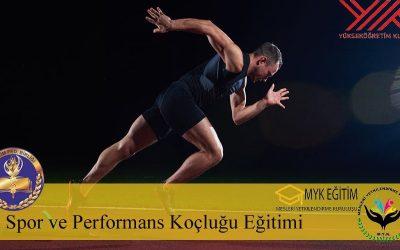 Spor ve Performans Koçluğu  Eğitimi
