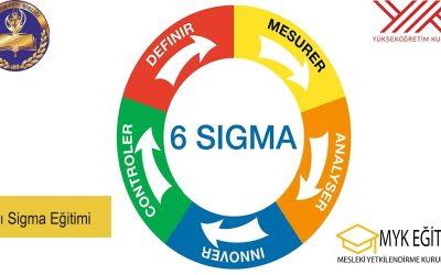 Altı Sigma Eğitimi