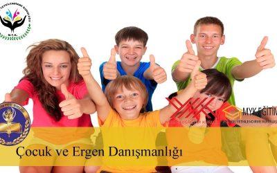 Çocuk ve Ergen Danışmanlığı Eğitimi
