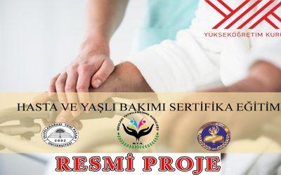 Yaşlı Bakımı ve Hasta Bakıcılığı Uzman Eğitim Paketi Resmi Proje