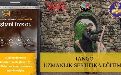 Tango Sertifika Eğitimi