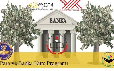 Para ve Bankacılık Eğitimi