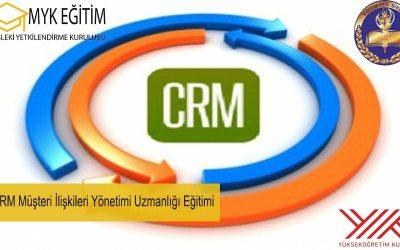 CRM Müşteri İlişkileri Yönetimi Uzmanlığı Eğitimi