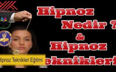Hipnoz Teknikleri Eğitimi