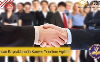 İnsan Kaynaklarında Kariyer Yönetimi Eğitimi