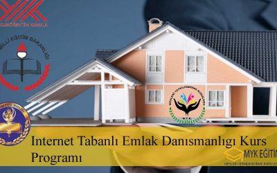 İnternet Tabanlı Emlak Danışmanlığı Eğitimi