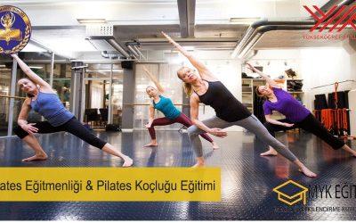 Pilates Eğitmenliği Pilates Koçluğu Eğitimi