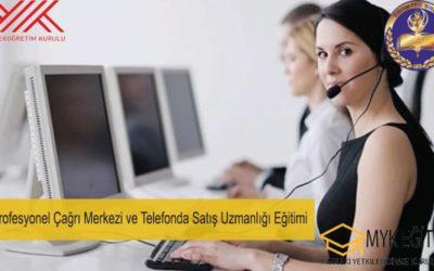 Profesyonel Cağrı Merkezi Telefonda Satış Uzmanlığı Egitimi