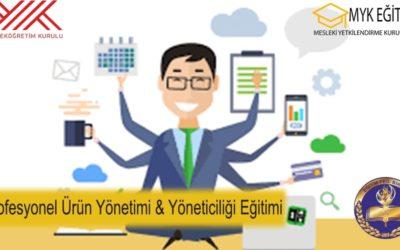 Profesyonel Ürün Yönetimi Yöneticiliği Eğitimi