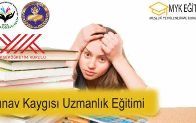 Sınav Kaygısı Uzmanlık Eğitimi