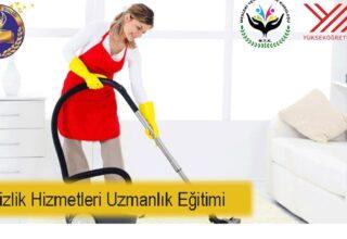 Temizlik Hizmetleri Uzmanlık Eğitimi