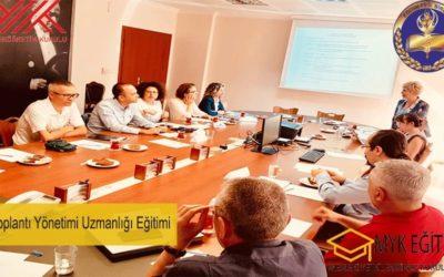 Toplantı Yönetimi Uzmanlığı Eğitimi