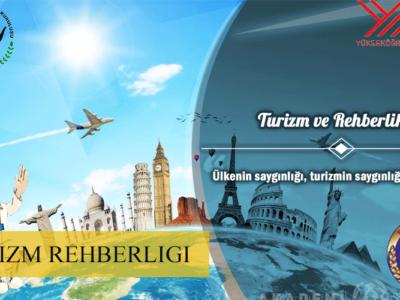 Turizm Rehberliği Eğitimi