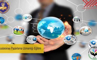 Uluslararası Pazarlama Uzmanlığı Eğitimi